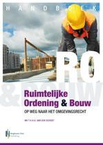 Handboek ruimtelijke ordening en bouw