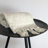 Be Fabric Turkse Handdoek - Beige