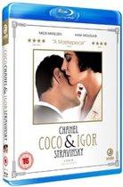 Coco Chanel & Igor..
