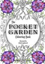 The Pocket Garden Colouring Book - A5 Edition