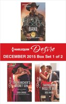 Harlequin Desire December 2015 - Box Set 1 of 2