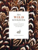 Boek cover Het wild kookboek van Jacques Hermus
