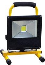 Hofftech oplaadbare LED-bouwlamp - Slime Line - 10 Watt