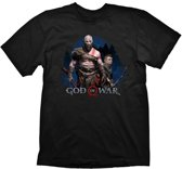 God of War T-Shirt Kratos & Atreus (Maat M)