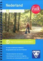 Falk wandelgids Nederland