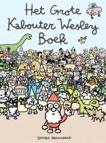 Het grote kabouter Wesley Boek