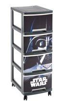 Curve Ladesysteem A4 Met Wielen - 4x10l - Star Wars