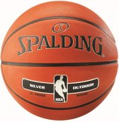 Spalding NBA Silver Outdoor Basketball New Maat 6