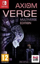 Axiom Verge (Multiverse Edition) Nintendo Switch