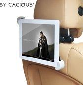 Cacious Universele Tablet Houder voor Hoofdsteun Auto - Autohouder o.a. voor iPad en Samsung Galaxy Tab