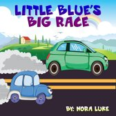 Little Blue car Big Race