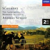 Vice Versa  Schubert: Impromptus, etc / Andras Schiff