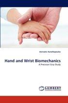 Hand and Wrist Biomechanics