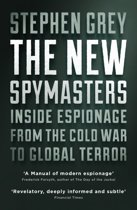 Omslag van 'The New Spymasters'