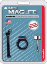 Accessoire set voor Maglite 2 x AA