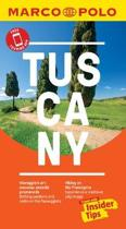 Tuscany Marco Polo Pocket Travel Guide 2019 - with pull out map