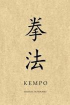 Martial Notebooks KEMPO