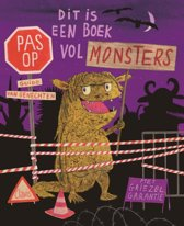 Omslag van 'Dit is een boek vol monsters'