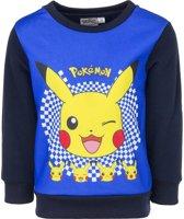 Pokemon Pikachu sweater / trui maat 5 (110)