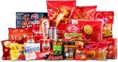 6 stuks kerstpakket food XL  26 artikelen