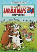 De avonturen van Urbanus 70 - De tutterbende