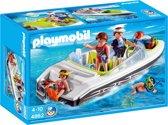 Playmobil Zwarte Speedboot - 4862