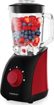 Aigostar Pomegranate 30JDF – Blender - Zwart/Rood