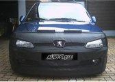 AutoStyle Motorkapsteenslaghoes Peugeot 306 1997-2003 zwart
