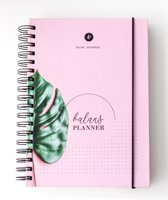Balans Planner - Pretty In Pink