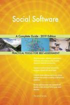 Social Software A Complete Guide - 2019 Edition