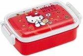 Hello Kitty Bentobox Lunch box 450ml (Made in Japan)