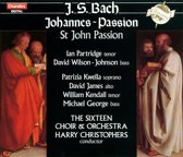 Bach: St John Passion / Harry Christophers, The Sixteen