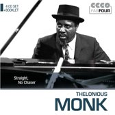 Thelonius Monk - Straight, No Chaser 4Cd Box