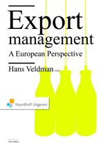 Export Management: A European Perspective