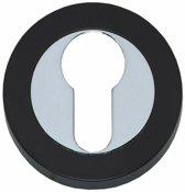 Intersteel PC-plaatje - verdekt vlak - chr/zwart - 0016.317117
