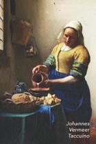 Johannes Vermeer Taccuino