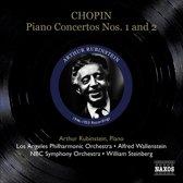 Chopin: Piano Concertos 1+2