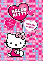 Stickeralbum Hello Kitty