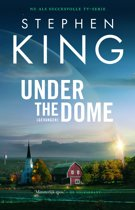 Boek cover Under the dome (gevangen) van Stephen King (Onbekend)
