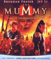 The Mummy 3: Tomb Of The Dragon Emperor (blu-ray)