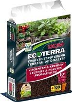 DCM potgrond groenten en kruiden 10L