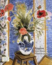 Poppies - Henri Matisse - Notebook/Journal