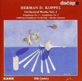 Aalborg Symphony Orchestra - Symphonies 1 & 2 - Volume 2