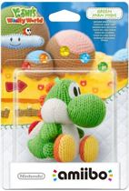amiibo Yoshi's Wooly World Collection - Yoshi (Groen) - 3DS + Wii U + Switch
