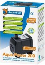 Superfish Aqua-Power 200 Waterpomp - 200 L/H