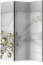 Vouwscherm - Diamanten 135x172cm