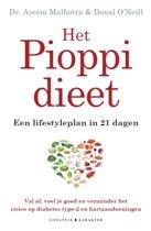 Boekomslag van 'Het Pioppi dieet'