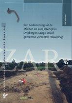 Een nederzetting uit de Midden en Late IJzertijd in Driebergen-Lange Dreef, gemeente Utrechtse Heuvelrug.