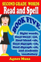 Second Grade Words Read And Spell Book Five