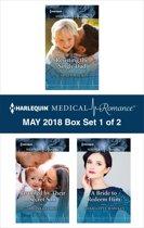Harlequin Medical Romance May 2018 - Box Set 1 of 2